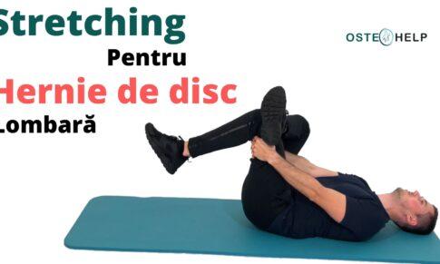 Stretching pentru Hernie de Disc lombară