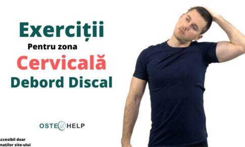 Exerciții pentru zona cervicală – Stimulează circulația din zona gâtului