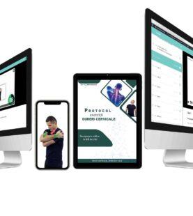 Protocol De Exerciții Pentru Dureri Cervicale – Recuperare Online 84 de zile