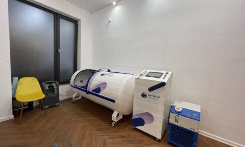 Oxigenare Hiperbară în cadrul cabinetului OsteoMăcreanu.